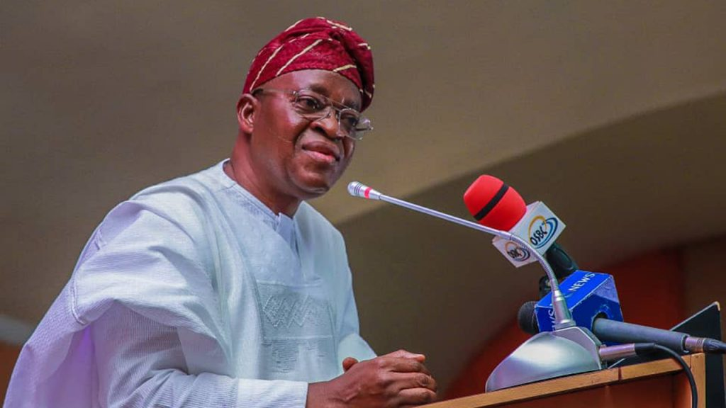 Osun Govt approves new minimum wage, lifts embargo on promotions, conversion