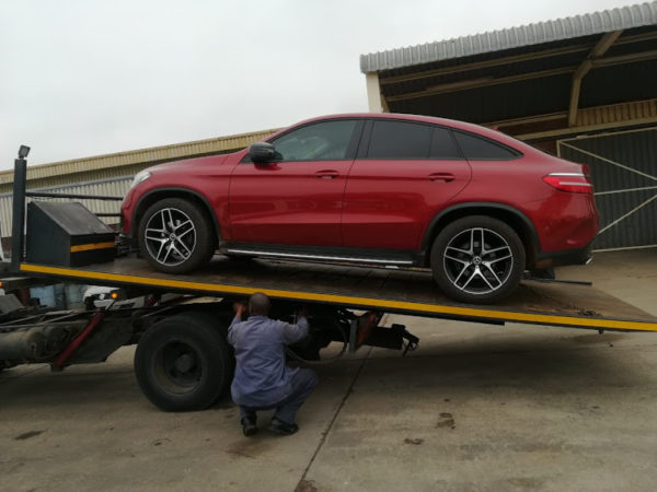 Investigation prompts seizure of Luxury car worth R1.4m in Limpopo