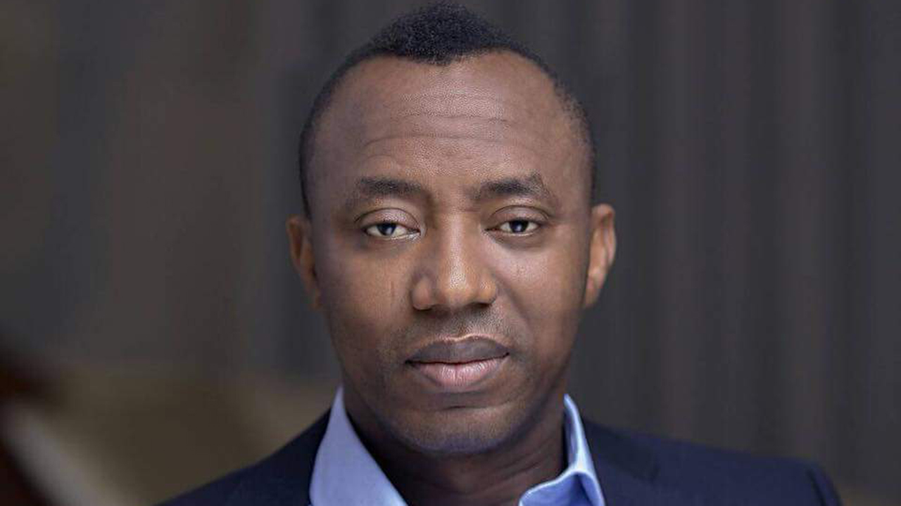 UN group declares Sowore's detention illegal, asks FG to stop his trial