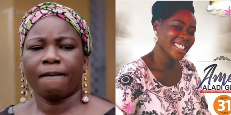 'The Johnsons' star, Ada Ameh shares funeral rites of her late daughter