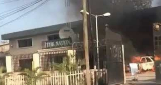 The Nation editor narrates hoodlums' attack, express worry on why they were attacked