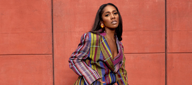 Tiwa Savage Set To Release New Song, 'Ole', On Friday