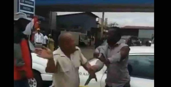 Watch: Traffic officer caught on camera assaulting motorist receives 'letter of intention to suspend'