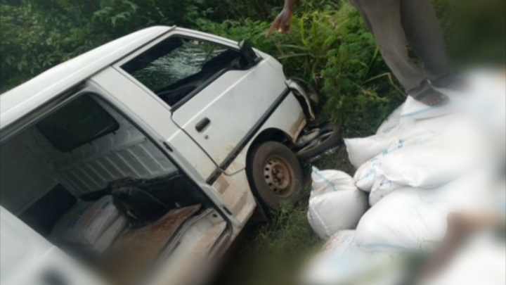 Tragedy as commercial bus crushes woman to death, injures three others in Anambra
