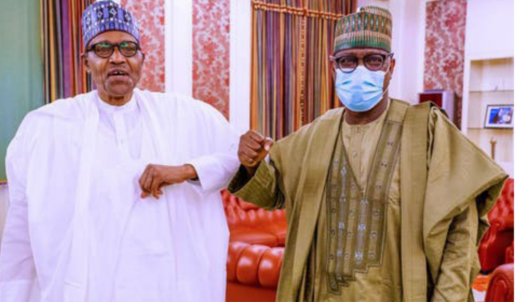 We are living in hell, Niger gov cries out to Buhari