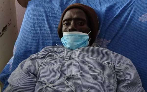 'Certified dead' Kenyan man wakes up in mortuary in pain after morgue worker cut open his leg to embalm him