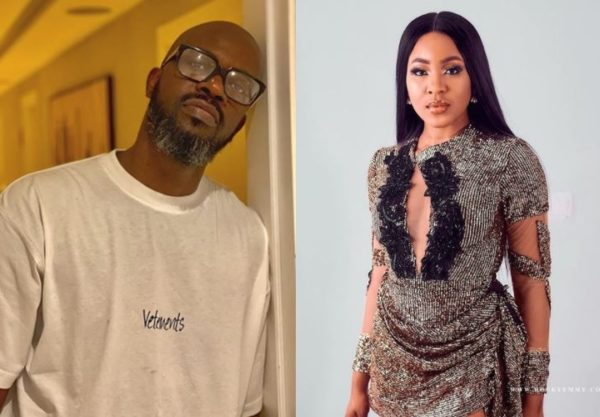 Black Coffee reacts to being compared to ex-BBNaija's Erica