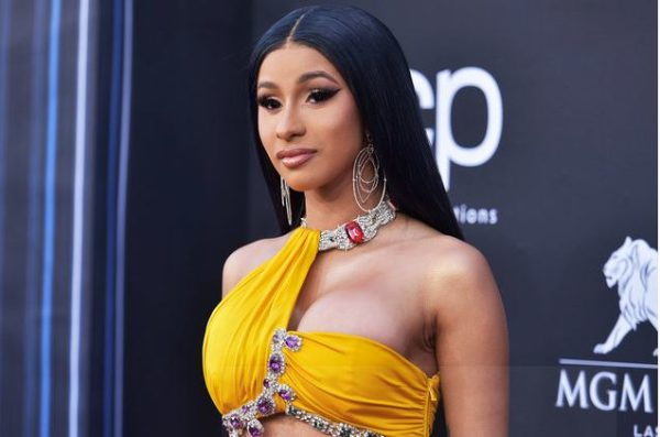 Cardi B wins Favorite Song in the Rap/Hip Hop category at the AMAs