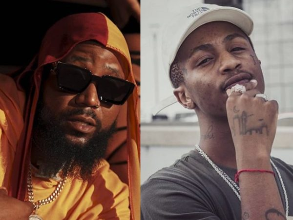 Emtee rejects Cassper Nyovest as his idol