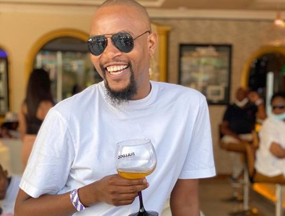 Moshe Ndiki shows off some unexpected dance moves – Watch