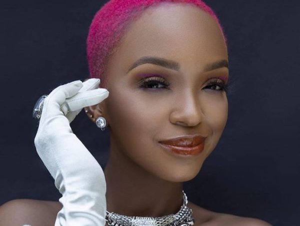 Nandi Madida's Organic tops number 2 on the East African charts