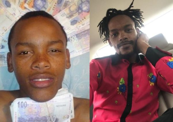 Nota Baloyi shows off his real face – Photo