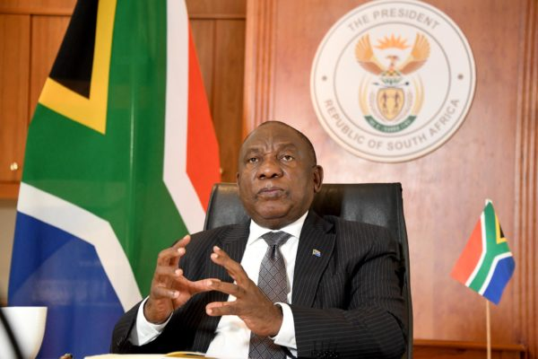 10 things to note from Cyril Ramaphosa's latest family meeting on COVID-19