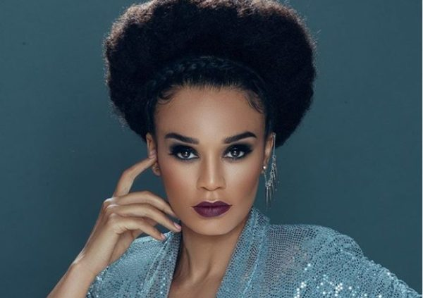 Watch: Pearl Thusi shakes what her mama gave her