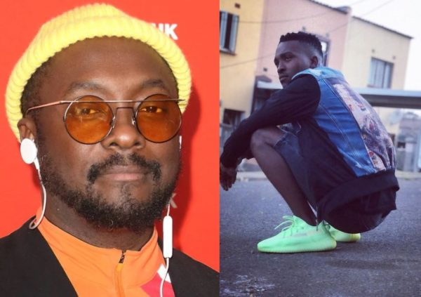 Lerato and other South Africans reject Will.I.Am's apology to DJ Lag