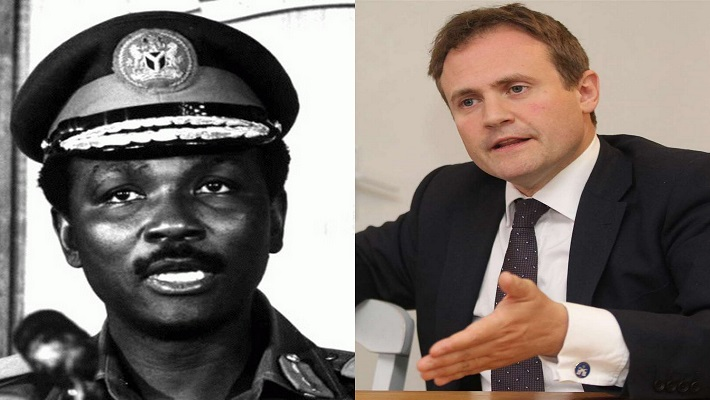 #EndSARS: How Gowon looted 'half' of Nigeria's central bank: UK Lawmaker