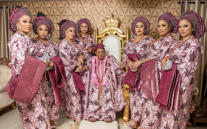 Alaafin Of Oyo's Queens Accused Of Cheating On The King