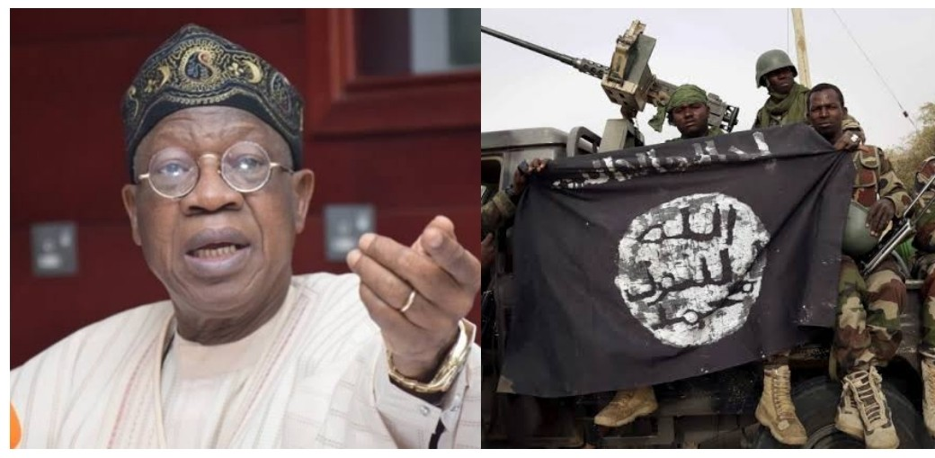 Lai Mohammed reveals why Nigeria remained at Boko Haram's mercy