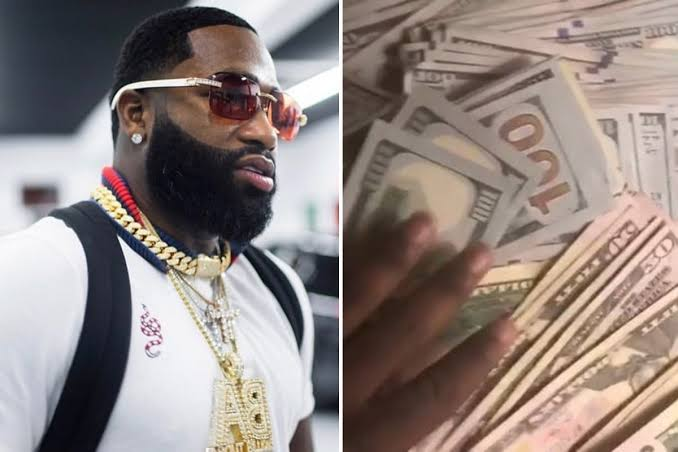 Boxer Adrien Broner Jailed For Contempt Of Court After Flaunting Cash On Instagram