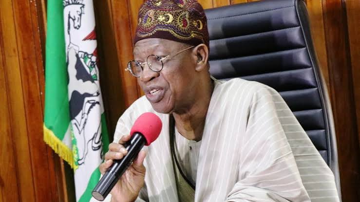 I'm constrained to talk about #EndSARS frozen accounts, court case – Lai Mohammed