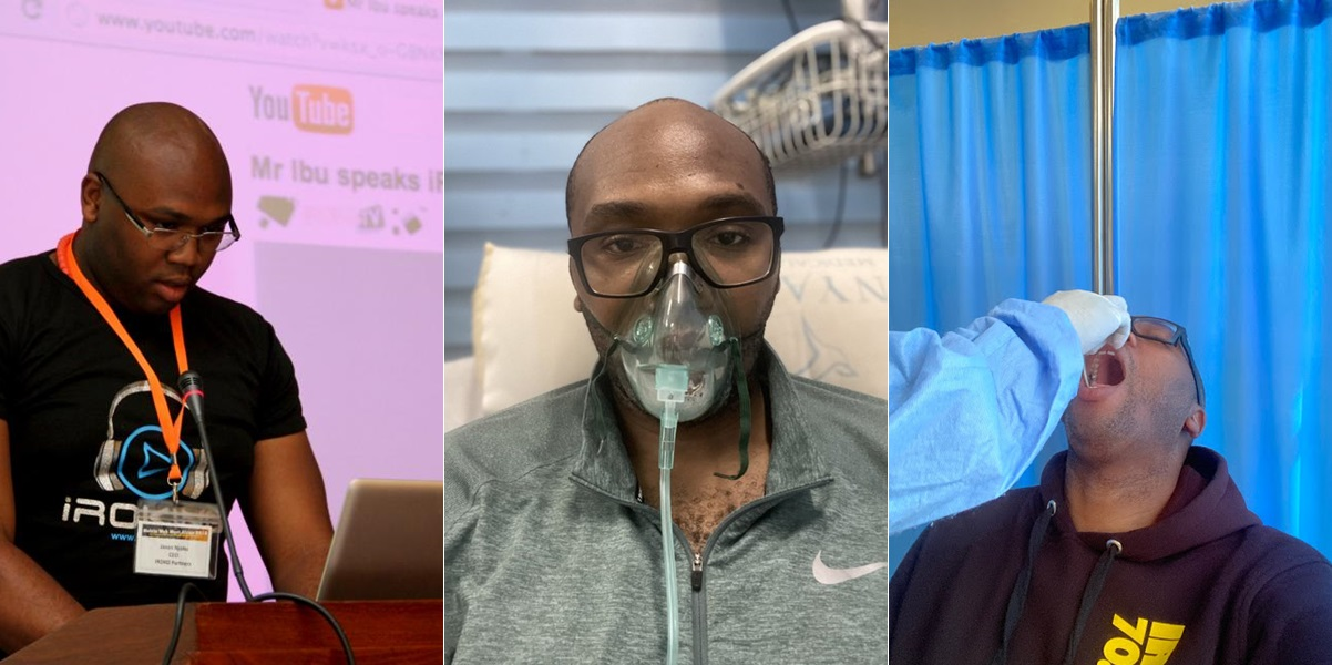 COVID-19: 'I Need Oxygen To Support My Breathing', Jason Njoku Gives Update