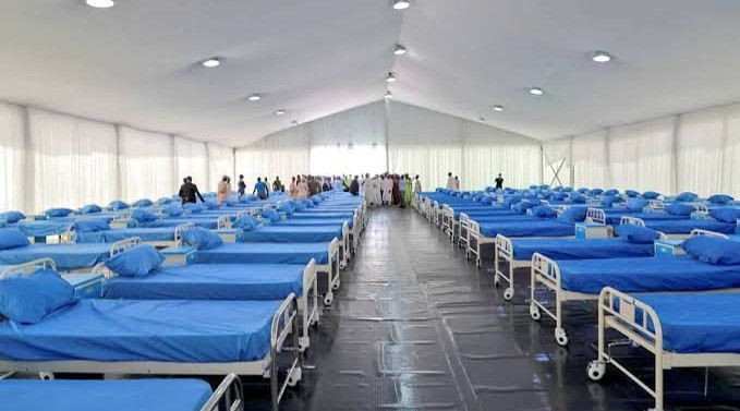 COVID-19: Nigeria shuts two isolation centres due to lack of patients