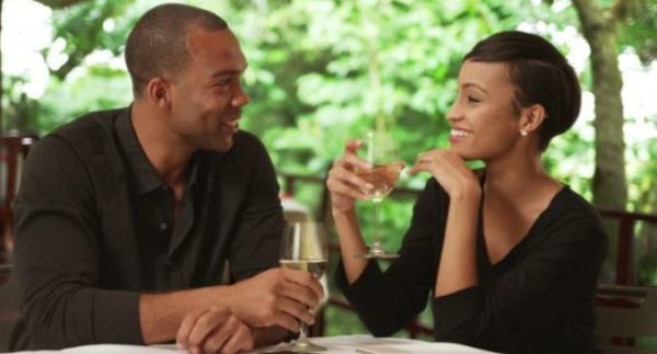 7 obvious signs he's interested in you after the first date