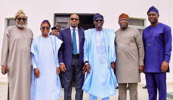 EndSARS Unrest: South West govs, ministers, security chiefs, stakeholders meet in Lagos
