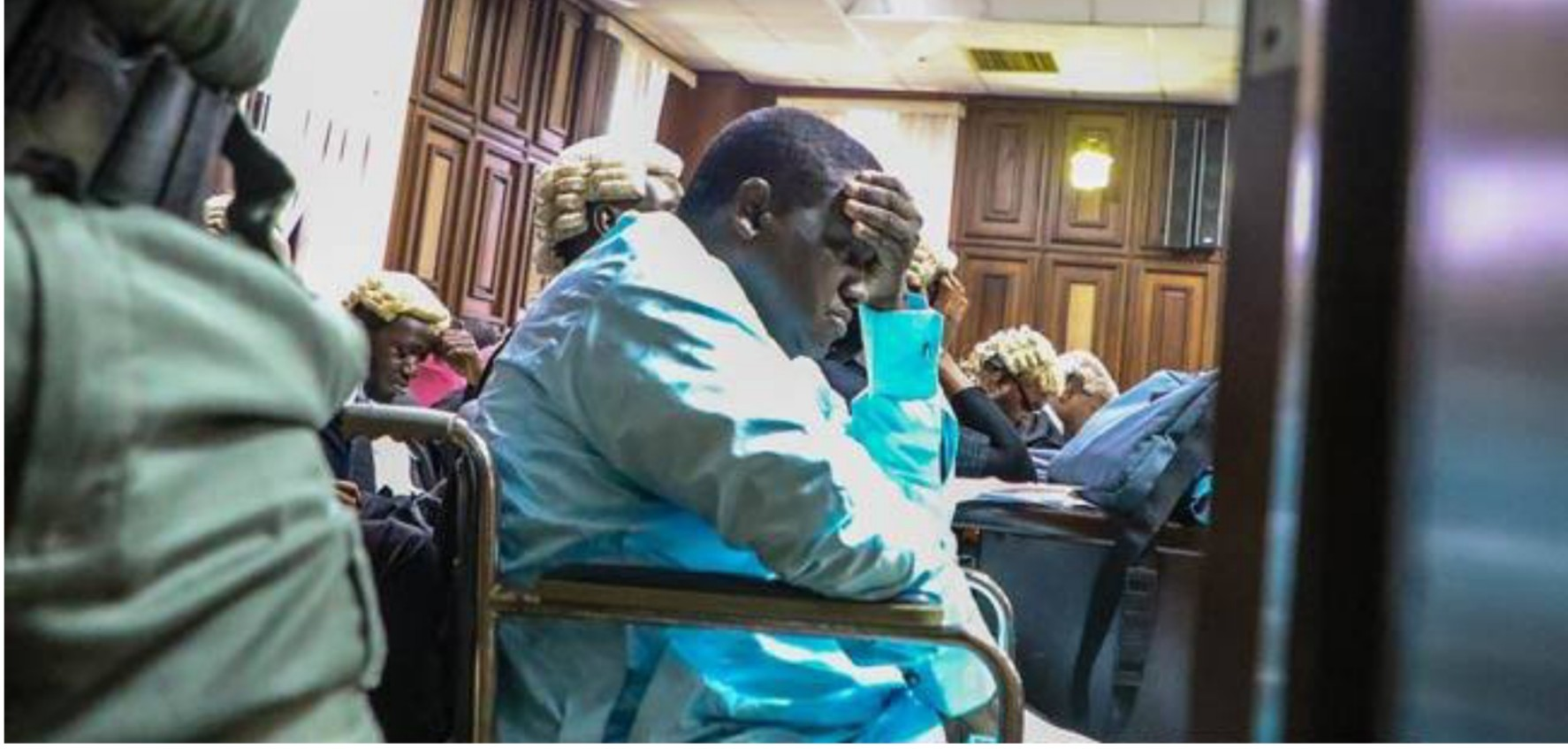 Maina, ex-head of service stole N14bn through 66 bank accounts, says EFCC witness
