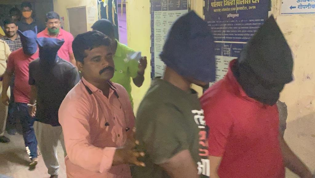 Four Nigerian Nationals Arrested In India With High-grade Cocaine Worth Over N5m