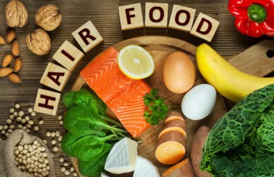 8 foods that will make your hair grow faster