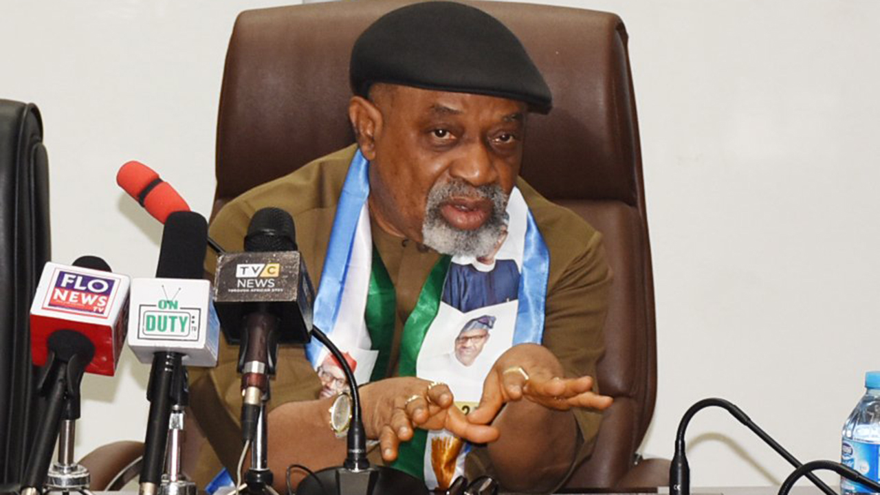Strike: Ngige reveals what FG will do if ASUU remains adamant