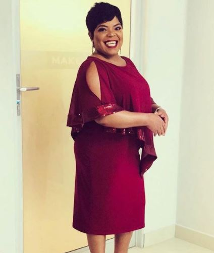 """Watch: Rebecca Malope revealed she thought """"Taboo"""" was a church"""