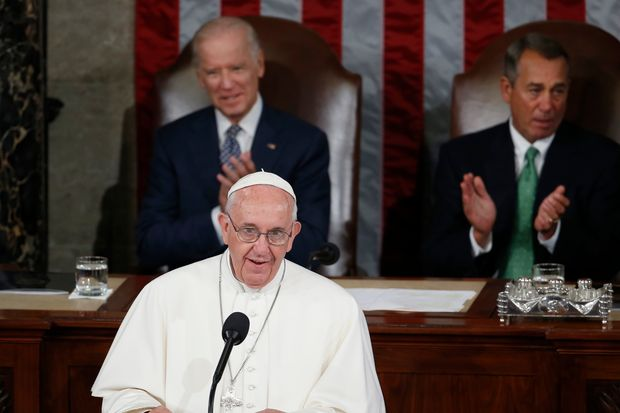 Pope Francis Finally Reacts To Outcome Of US Election