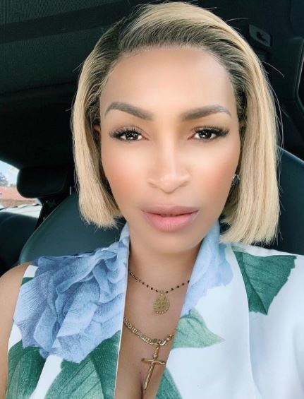 Makgofe Moagi celebrates World Premature Day as she shared snap of her twins