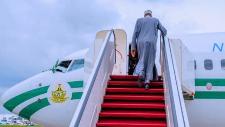 Senate to state house officials: Stop Buhari from medical trips
