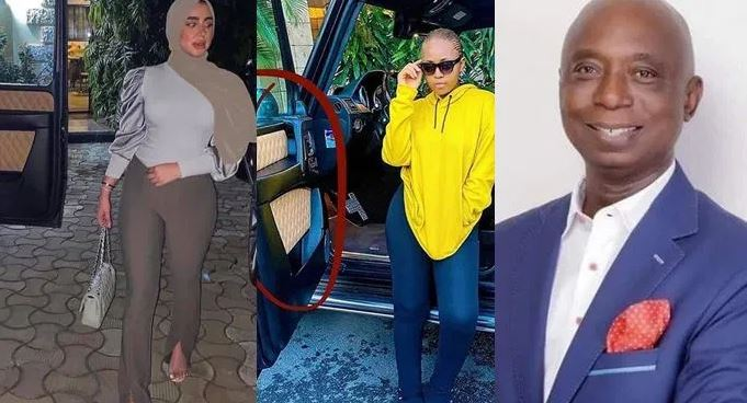 She Is My Friend, Not My Husband's Wife – Regina Daniels Clears The Air On Alleged 7th Wife
