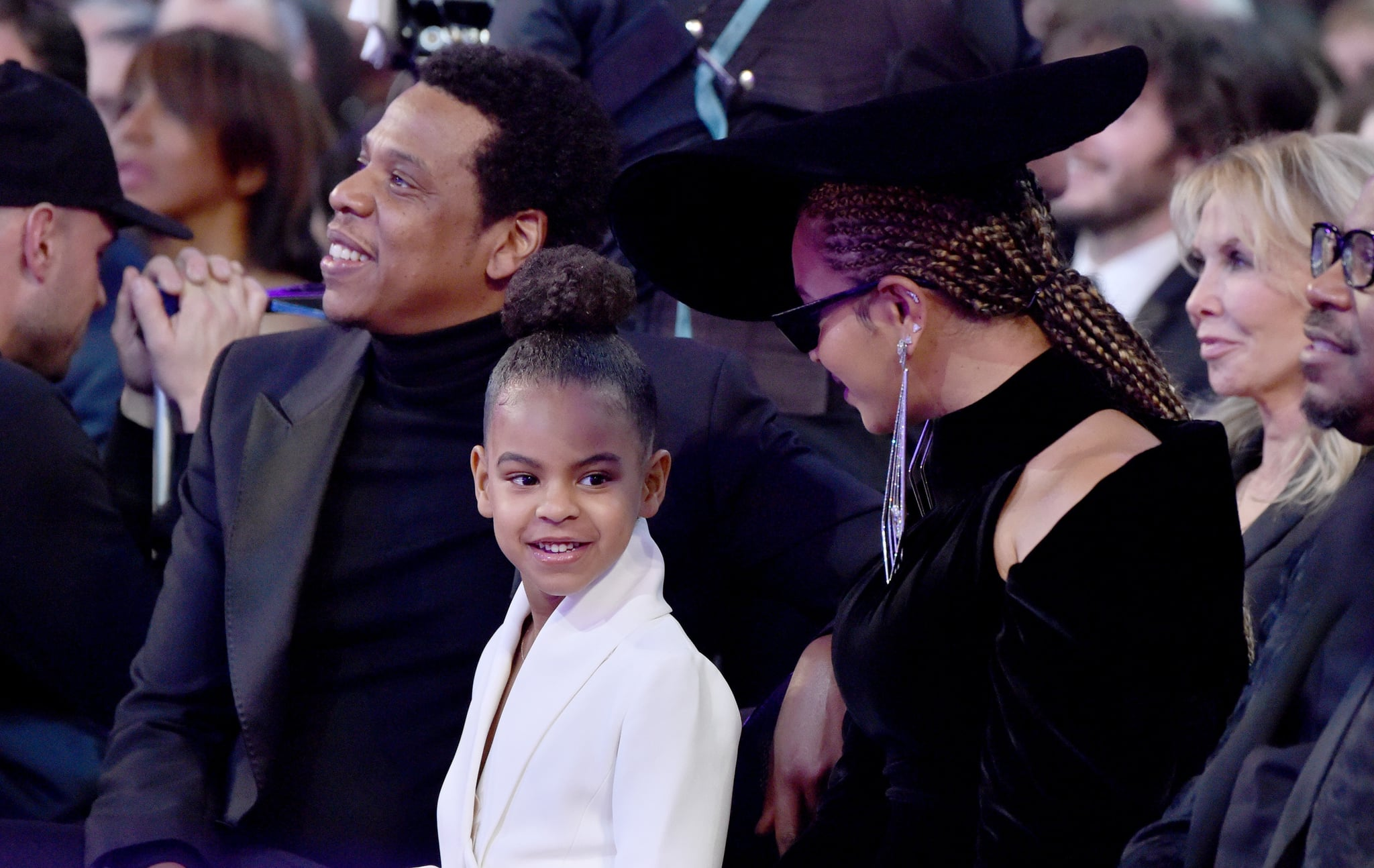Blue Ivy Carter Becomes Youngest Grammy Awards Nominee In History