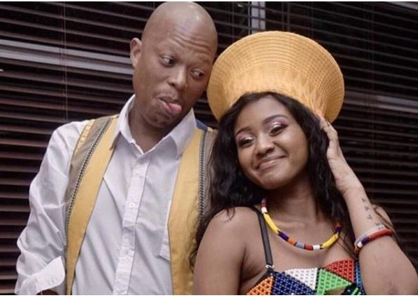 Babes Wodumo and Mampintsha bag news deal with Showmax