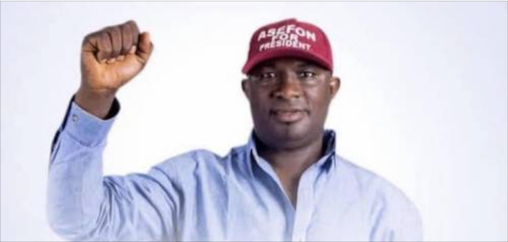 APC youths congratulate New NANS President, says he is a member of the party