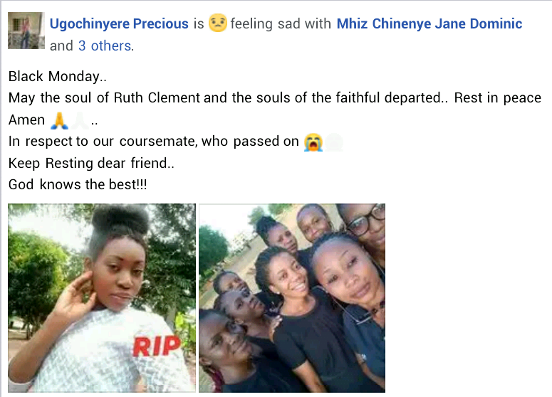 Final Year Student 'Found Dead' In Anambra Few Days To Graduation