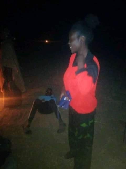 PHOTOS: Residents in the bush on Christmas Eve after fleeing Boko Haram attack in Adamawa