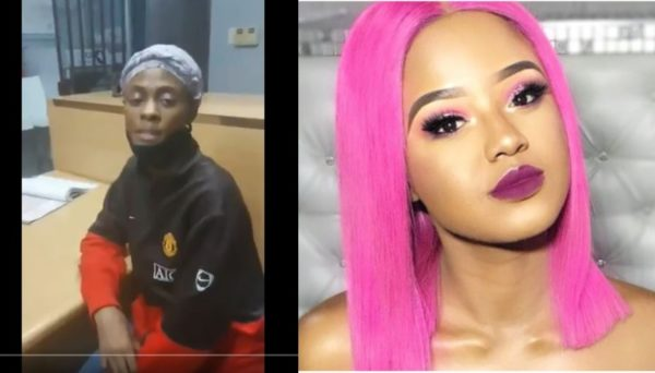 Woman abused by lover Themba reminds Mzansi of Babes Wodumo (Videos)