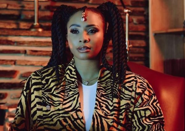 Boity drops forthcoming album's tracklist