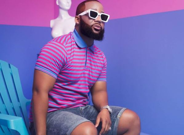 """""""They used to say I'm ugly,"""" Cassper Nyovest says as he celebrates growth"""