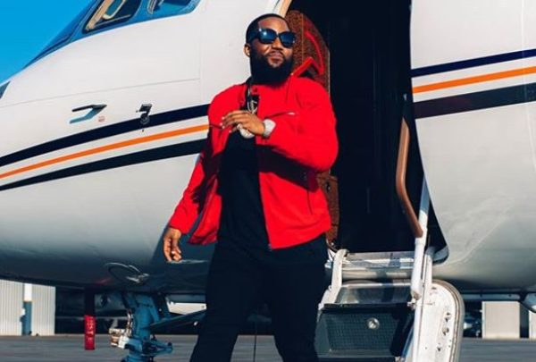 Cassper Nyovest flaunts full view of his mansion and luxurious cars – Photo