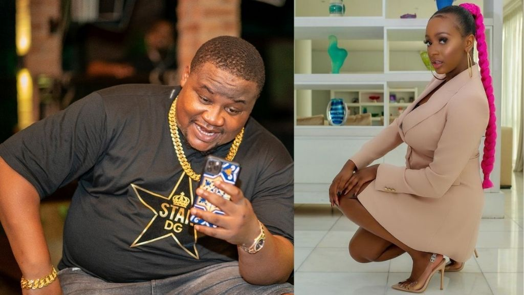 Cubana Chief Priest calls out DJ Cuppy for tagging him on pictures