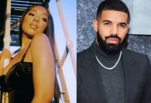 Elaine shows off gift from Drake – Photos