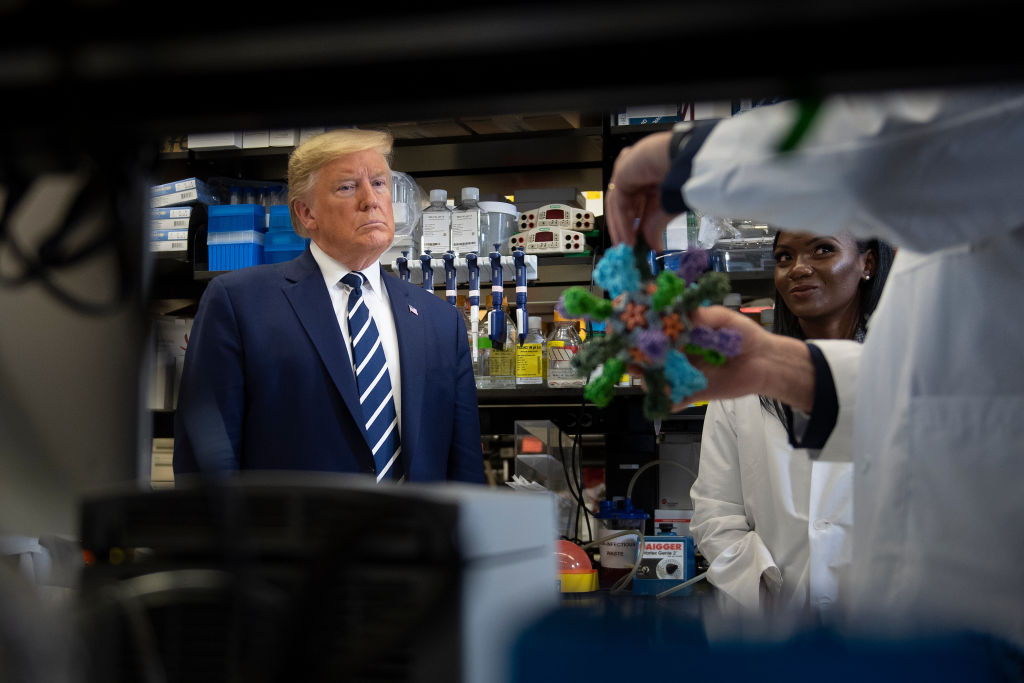 Why I won't take COVID-19 vaccine now – Trump