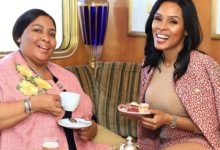 """Kefilwe Mabote's mom has died – """"I never saw this coming"""""""